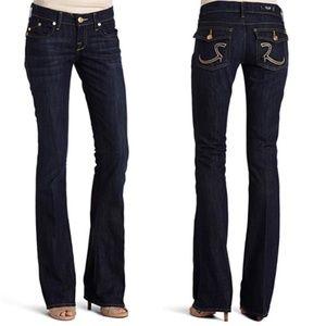 🐰 BOGO Rock & Republic Kurt Dark Wash Jeans Sz 28